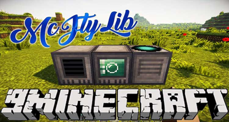 McJtyLib 1.14.4/1.12.2 – Library for McJty's Mods