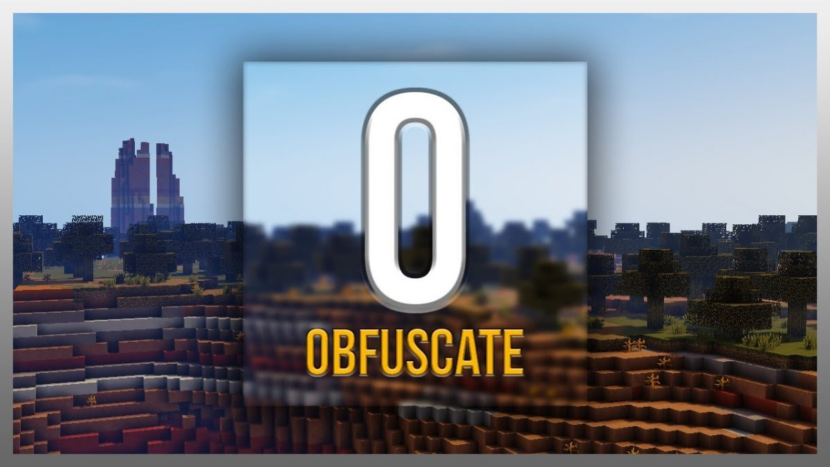 Obfuscate Mod 1.14.4/1.12.2 – Library for Mr_Crayfish?s Mods