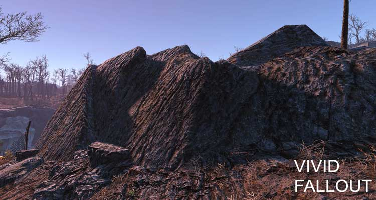 Vivid Fallout – Rocks – Textures in HD – ORIGINAL SIZE – LOWER RESOLUTION