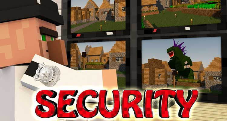 OpenSecurity Mod 1.12.2/1.10.2 (RFID Cards, Entity Detectors)