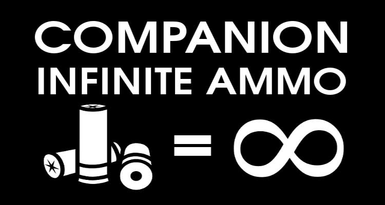 Companion Infinite Ammo