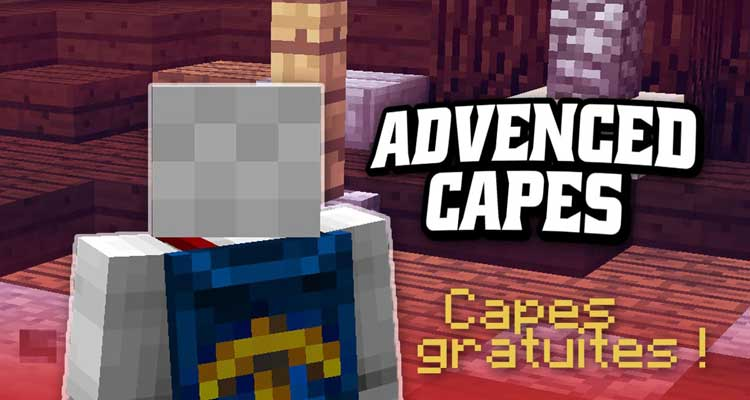 Advanced Capes Mod 1.14.4/1.12.2 – Free Minecraft Capes