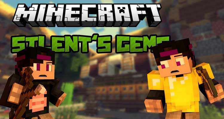 Silent's Gems Mod 1.14.4/1.12.2 – Tools and Colorful Building Blocks For Minecraft
