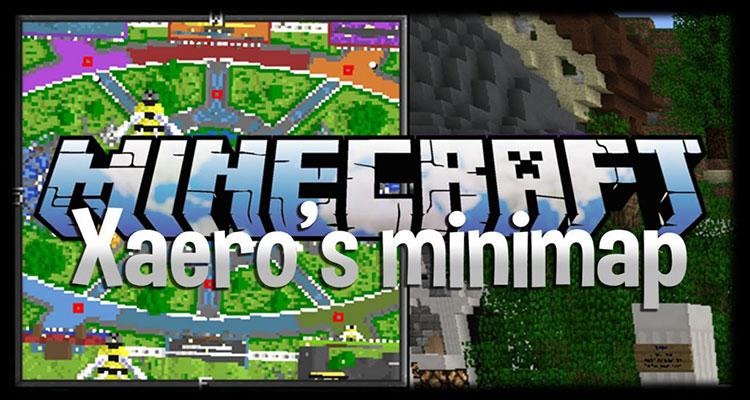 Xaero's Minimap Mod 1.14.4/1.12.2 – Radar, Waypoint, Zoom For Minecraft