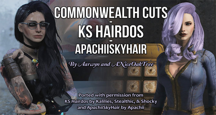 Commonwealth Cuts - KS Hairdos - ApachiiSkyHair