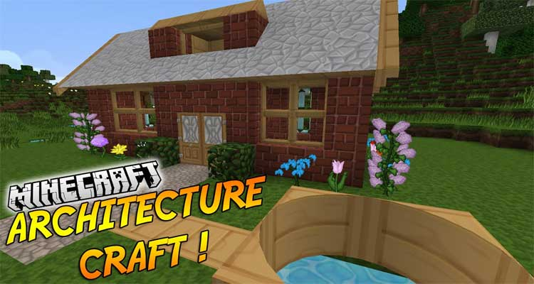 ArchitectureCraft Mod 1.12.2/1.10.2 – Bringing the Circle to Minecraft