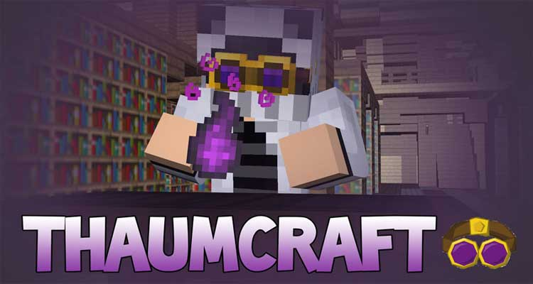 Thaumcraft Mod 1.12.2/1.10.2 – Become The Magician