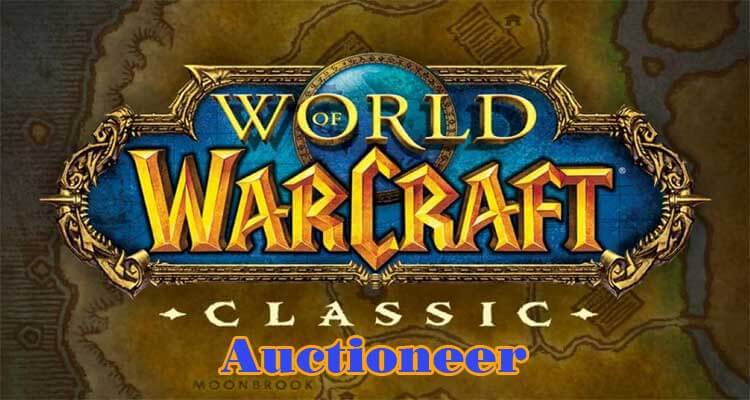 Auctioneer WOW Addon 1.13.0/8.2.0/8.1.0