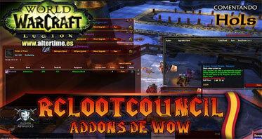 RCLootCouncil WOW Addon 8.3.0/8.2.0/8.1.0