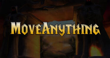 MoveAnything WOW Addon 8.3.0/8.2.0/8.1.0