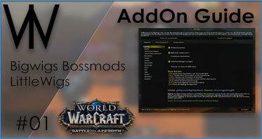 LittleWigs WOW Addon 1.13.0/8.3.0/8.2.0