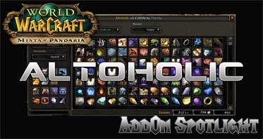 Altoholic WOW Addon 1.13.3/8.3.0/8.2.0