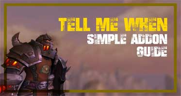 TellMeWhen WOW Addon 8.3.0/8.2.0/8.1.0