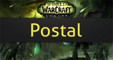 Postal WOW Addon 8.3.0/8.2.0/8.0.0