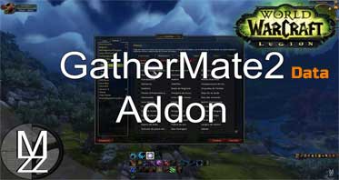 GatherMate2_Data WOW Addon 8.2.0/8.0.0/7.0.0