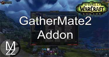 GatherMate2 WOW Addon 1.13.0/8.2.0/8.1.0