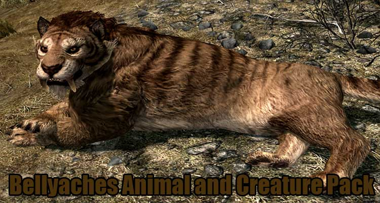 Bellyaches Animal and Creature Pack