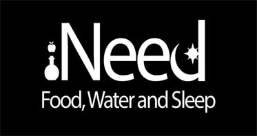 iNeed – Food Water and Sleep