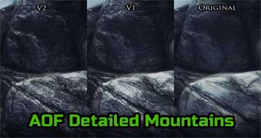 AOF Detailed Mountains