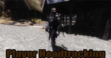 Player Headtracking