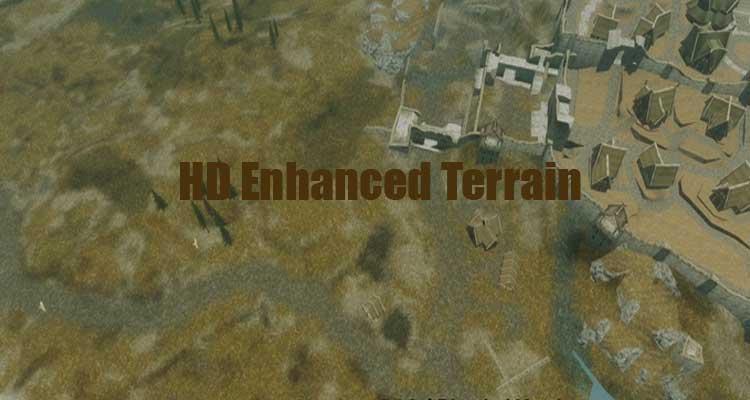 HD Enhanced Terrain