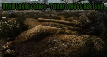 Vivid Landscapes – Tundra Moss Revised