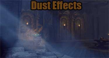 Dust Effects