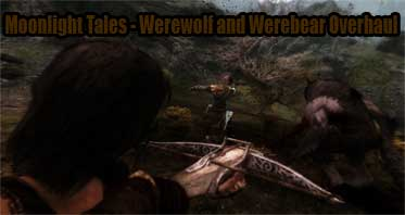 Moonlight Tales – Werewolf and Werebear Overhaul