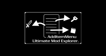 AddItemMenu – Ultimate Mod Explorer