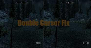 Double Cursor Fix