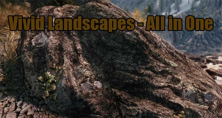Vivid Landscapes - All in One