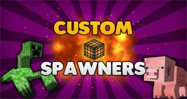 Custom Mob Spawner Mod 1.12.2/1.10.2 – Control How Mobs Can Spawn