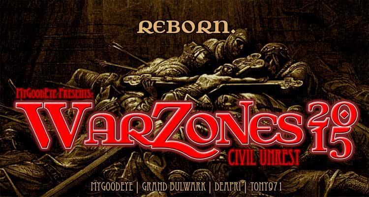 WARZONES 2015 - Civil Unrest