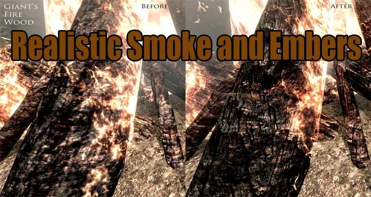 Realistic Smoke and Embers