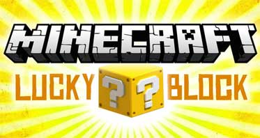 Lucky Block Mod 1.14.4/1.12.2 – Thousands of Random Possibilities