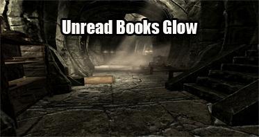 Unread Books Glow