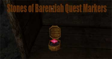 Stones of Barenziah Quest Markers