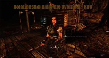 Relationship Dialogue Overhaul – RDO