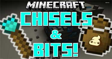 Chisels & Bits Mod 1.12.2/1.11.2 – The Ultimate Building Tool