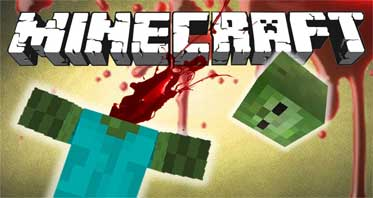 Mob Amputation Mod 1.12.2/1.10.2 – Dismember Mobs, Realistic Deaths