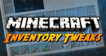 Inventory Tweaks Mod 1.12.2/1.11.2 – Auto Switching, Sorting