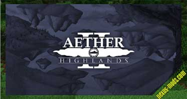 Aether 2 Mod 1.12.2/1.7.10 – Highlands, Genesis of the Void
