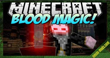 Blood Magic Mod 1.12.2/1.11.2 – The Ultimate Evil Wizard