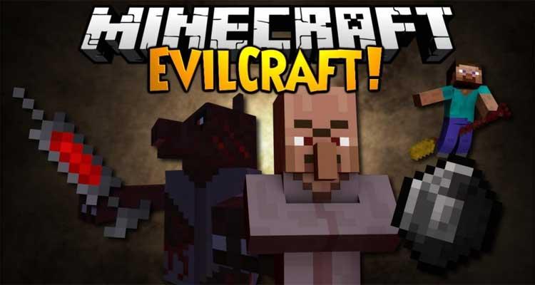 EvilCraft Mod