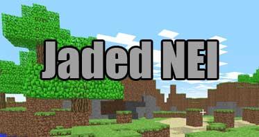 Jaded NEI Mod 1.7.10/1.6.4