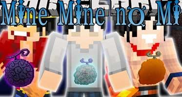 Mine Mine no Mi Mod 1.14.4/1.7.10