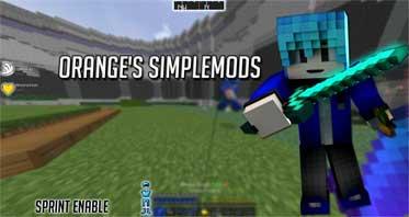 Orange's SimpleMods [Collection] Mod 1.8.9