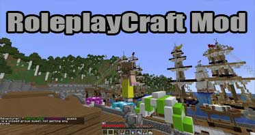 RoleplayCraft Mod