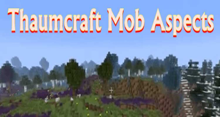 Thaumcraft Mob Aspects