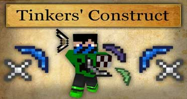 Tinkers' Construct Mod 1.12.2/1.11.2